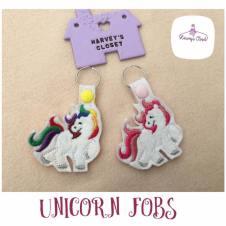 Unicorn Fobs